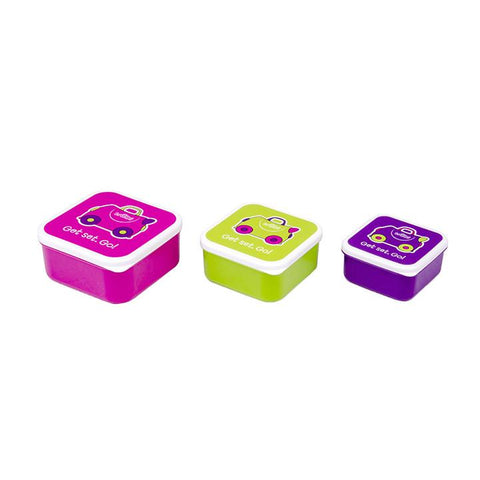 Trunki Snack Pots Lunch Box / Bento Box - Trixie