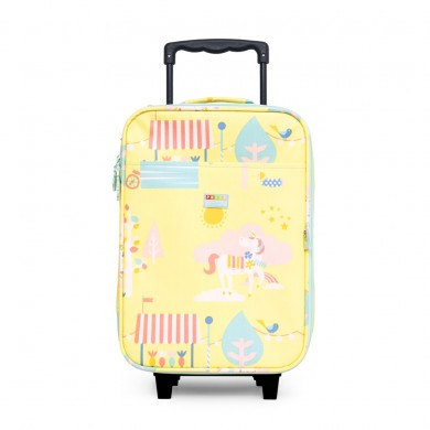 Penny Scallan Wheelie Bag / Case (2 Wheel) - Park Life