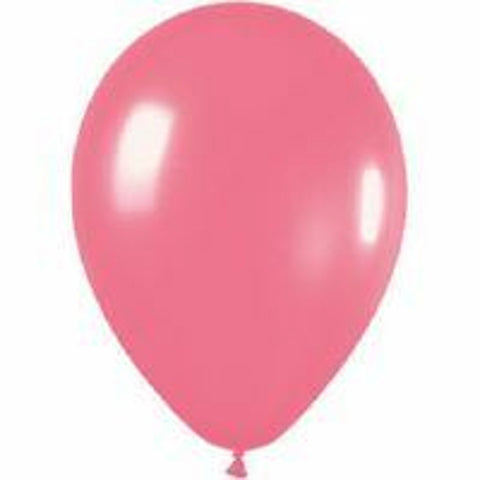 30cm Premier Fashion Pink Latex Balloon (100), , Balloons, Balloon Agencies, Party Twinkle | PO BOX 3145 BRIGHTON VIC 3186 AUSTRALIA | www.partytwinkle.com.au