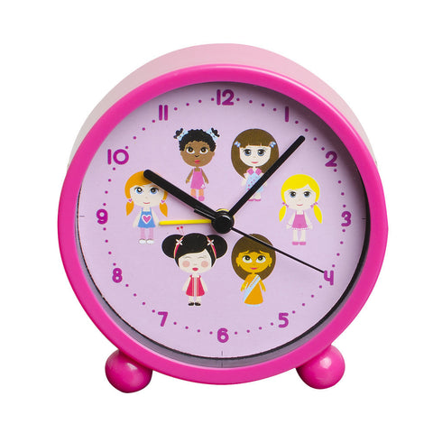 Bobble Art Alarm Clock - Paper Doll, Alarm Clocks - Jungle, Bag, Bobble Art, Party Twinkle | PO BOX 3145 BRIGHTON VIC 3186 AUSTRALIA | www.partytwinkle.com.au