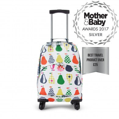 Penny Scallan Wheelie Bag 4-wheel - Pear Salad