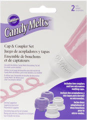 Wilton Candy Melts Cap and Coupler Set (1904-1022)