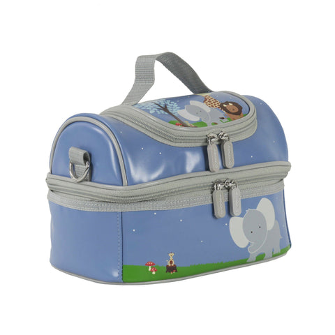 Bobble Art Large (Dome) Lunch Box Safari