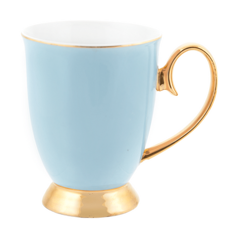 Cristina Re Mug - Powder Blue New Bone China