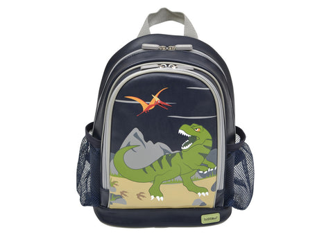 Bobble Art Large PVC Backpack - Dinosaur, , Backpack, Bobble Art, Party Twinkle | PO BOX 3145 BRIGHTON VIC 3186 AUSTRALIA | www.partytwinkle.com.au  - 1