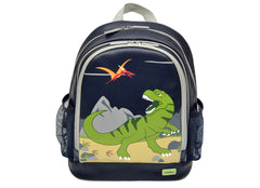Bobble Art Small PVC Backpack - Dinosaur (New 2017 Collection), , Backpack, Bobble Art, Party Twinkle | PO BOX 3145 BRIGHTON VIC 3186 AUSTRALIA | www.partytwinkle.com.au  - 1