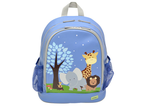 Bobble Art Large PVC Backpack - Safari, Bobble Art Large PVC Backpack - Safari, Backpack, Bobble Art, Party Twinkle | PO BOX 3145 BRIGHTON VIC 3186 AUSTRALIA | www.partytwinkle.com.au  - 1