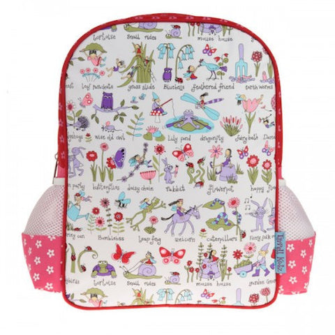 Tyrrell Katz Secret Garden Backpack, , Backpack, LK Gifts, Party Twinkle | PO BOX 3145 BRIGHTON VIC 3186 AUSTRALIA | www.partytwinkle.com.au