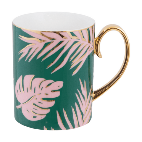 Cristina Re Mug Emerald Island Bone China .