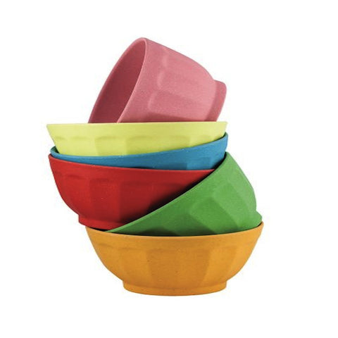 Bamboo Bowls - 6 Assorted, , Dining, General Eclectic, Party Twinkle | PO BOX 3145 BRIGHTON VIC 3186 AUSTRALIA | www.partytwinkle.com.au