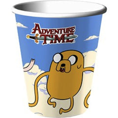 Adventure Time 266 ml Cups (8 pack), , Cups, Wholesale Halloween Costumes, Party Twinkle | PO BOX 3145 BRIGHTON VIC 3186 AUSTRALIA | www.partytwinkle.com.au
