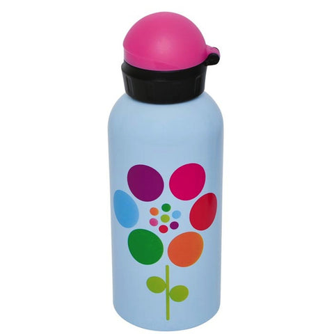 Bobble Art Flower Drink Bottle 600ml, , Drinking Bottle , Bobble Art, Party Twinkle | PO BOX 3145 BRIGHTON VIC 3186 AUSTRALIA | www.partytwinkle.com.au