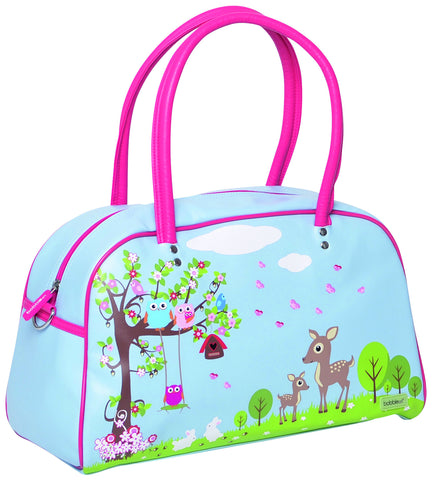 Bobble Art Woodland Matt Large Bowling Bag - Party Twinkle | PO BOX 3145 BRIGHTON VIC 3186 AUSTRALIA | www.partytwinkle.com.au