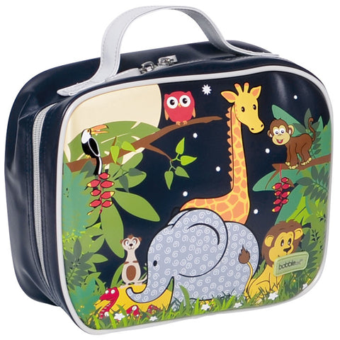 Bobble Art School Lunch Box / Lunch Bag  Jungle, , Lunch Bag, Bobble Art, Party Twinkle | PO BOX 3145 BRIGHTON VIC 3186 AUSTRALIA | www.partytwinkle.com.au