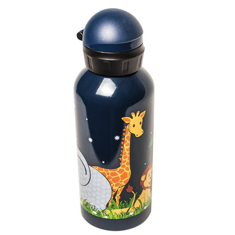 Bobble Art Jungle Drink Bottle 600ml *new* - Party Twinkle | PO BOX 3145 BRIGHTON VIC 3186 AUSTRALIA | www.partytwinkle.com.au