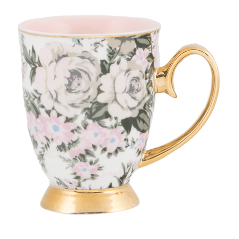 Cristina Re Belle de Fleur Mug Bone China