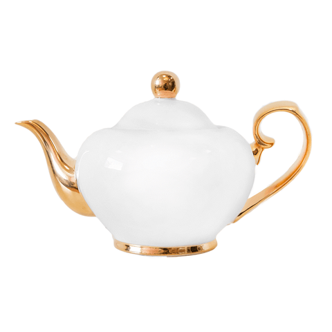 Cristina Re Teapot Small Ivory