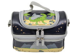 Bobble Art Large (Dome) Lunch Box Dinosaur
