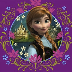 Disney Frozen Lunch Napkins (16), , Napkins, Discount Party Supplies, Party Twinkle | PO BOX 3145 BRIGHTON VIC 3186 AUSTRALIA | www.partytwinkle.com.au