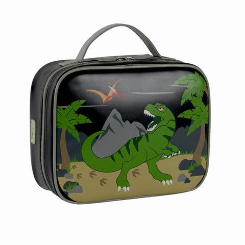 Bobble Art Lunch Box Dinosaur
