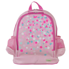 Bobble Art Large School Backpack - Confetti