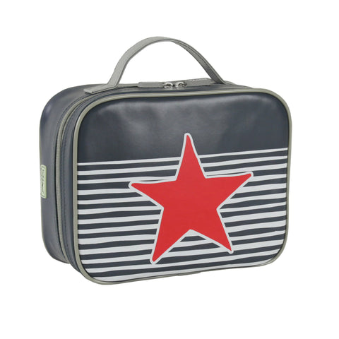 Bobble Art Lunch Box / Lunch Bag - Star And Stripe