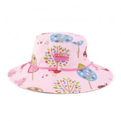 Penny Scallan Hat - Chirpy Bird, , Hats, Penny Scallan, Party Twinkle | PO BOX 3145 BRIGHTON VIC 3186 AUSTRALIA | www.partytwinkle.com.au