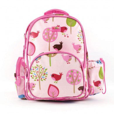 Penny Scallan Large Backpack - Chirpy Bird, , Backpack, Penny Scallan, Party Twinkle | PO BOX 3145 BRIGHTON VIC 3186 AUSTRALIA | www.partytwinkle.com.au
