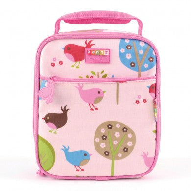 Penny Scallan Lunch Box / Bag Chirpy Bird, , Lunch Bag, Penny Scallan, Party Twinkle | PO BOX 3145 BRIGHTON VIC 3186 AUSTRALIA | www.partytwinkle.com.au