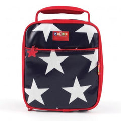 Penny Scallan Lunch Box Navy Star, , Lunch Bag, Penny Scallan, Party Twinkle | PO BOX 3145 BRIGHTON VIC 3186 AUSTRALIA | www.partytwinkle.com.au