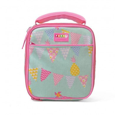 Penny Scallan Lunch Box Pineapple Bunting, , Lunch Bag, Penny Scallan, Party Twinkle | PO BOX 3145 BRIGHTON VIC 3186 AUSTRALIA | www.partytwinkle.com.au