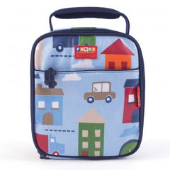 Penny Scallan Lunch Box / Lunch Bag - Big City, , Lunch Bag, Penny Scallan, Party Twinkle | PO BOX 3145 BRIGHTON VIC 3186 AUSTRALIA | www.partytwinkle.com.au