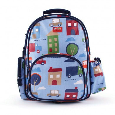 Penny Scallan Large backpack - Big City, , Backpack, Penny Scallan, Party Twinkle | PO BOX 3145 BRIGHTON VIC 3186 AUSTRALIA | www.partytwinkle.com.au