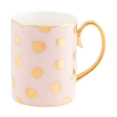 Cristina Re Mug - Polka D'or Blush