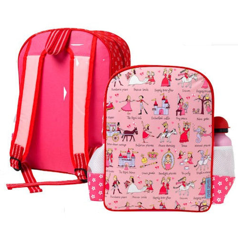 Tyrrell Katz Princess Backpack, , Backpack, LK Gifts, Party Twinkle | PO BOX 3145 BRIGHTON VIC 3186 AUSTRALIA | www.partytwinkle.com.au