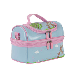 Bobble Art Large (Dome) Lunch Box Woodland