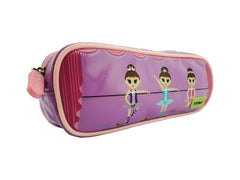 Bobble Art Barrel Pencil Case Ballerina, , Pencil Case, Bobble Art, Party Twinkle | PO BOX 3145 BRIGHTON VIC 3186 AUSTRALIA | www.partytwinkle.com.au