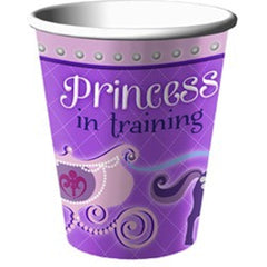 Sofia the First 266ml Cups (8), , Cups, Discount Party Supplies, Party Twinkle | PO BOX 3145 BRIGHTON VIC 3186 AUSTRALIA | www.partytwinkle.com.au