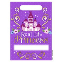 Sofia the First Favor Bags (8), , Favour Box, Discount Party Supplies, Party Twinkle | PO BOX 3145 BRIGHTON VIC 3186 AUSTRALIA | www.partytwinkle.com.au