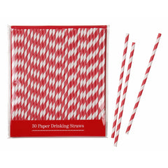 Talking Tables Stripey Straws (30), , Paper Straws, Talking Tables, Party Twinkle | PO BOX 3145 BRIGHTON VIC 3186 AUSTRALIA | www.partytwinkle.com.au  - 1