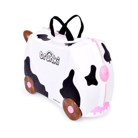 Trunki Ride-on Suitcase / Hand Luggage Frieda (Cow)