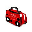 Trunki 2 in 1 Lunch Bag Backpack (Red and Black) - Harley