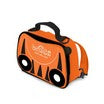 Trunki 2 in 1 Lunch Bag Backpack (Orange and Black) - Tipu Tiger