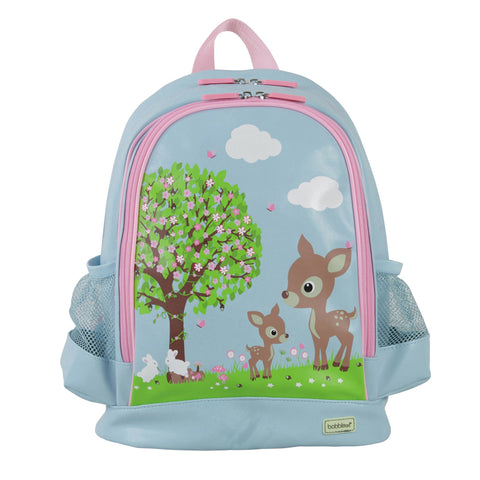 Bobble Art Small Backpack - Woodland Animals