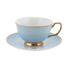Cristina Re Teacup Powder Blue New Bone China