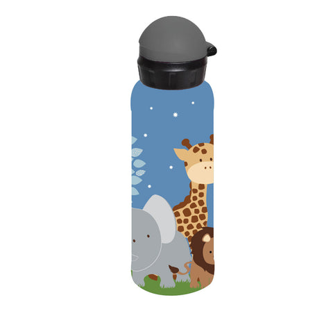 Bobble Art Stainless Steel Drink Bottle (500ml) - Safari, Bobble Art Stainless Steel Drink Bottle (500ml) - Safari, Drinking Bottle, Bobble Art, Party Twinkle | PO BOX 3145 BRIGHTON VIC 3186 AUSTRALIA | www.partytwinkle.com.au