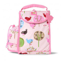 Penny Scallan Kids Insulated Backpack Lunch Box - Chirpy Bird