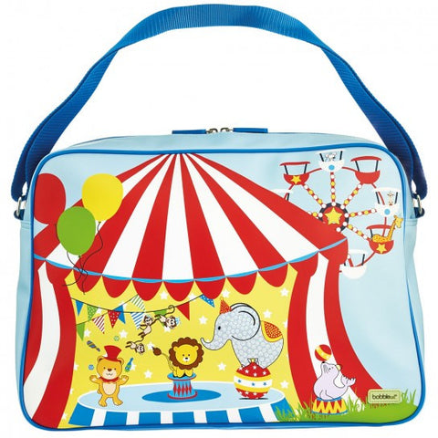 Bobble Art Circus Overnight Bag, , Backpack, Bobble Art, Party Twinkle | PO BOX 3145 BRIGHTON VIC 3186 AUSTRALIA | www.partytwinkle.com.au