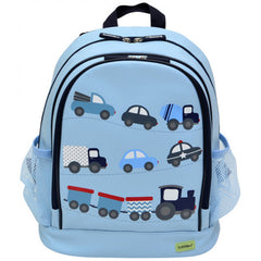 Bobble Art Large PVC Backpack - Traffic, , Backpack, Bobble Art, Party Twinkle | PO BOX 3145 BRIGHTON VIC 3186 AUSTRALIA | www.partytwinkle.com.au  - 1
