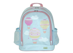 Bobble Art Large PVC Backpack - Air BAlloons